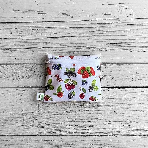 Reusable Mini Snack Bag - Wild Berries