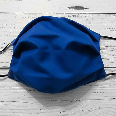 Reusable Face Mask - Blue (Adult)
