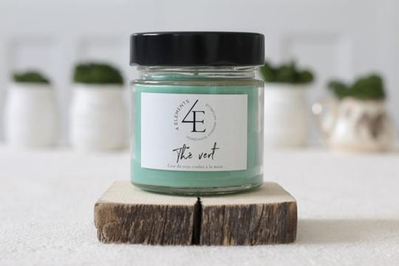 Scented Candle - Green Tea