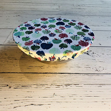 Bowl Cover - Apples (Small)