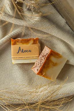 Soap - Mango Butter & Cinnamon
