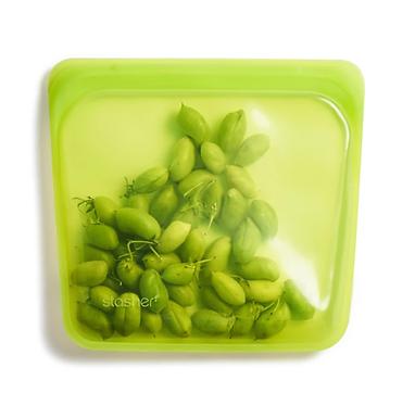 Vacuum bag STASHER - Lime (Medium)