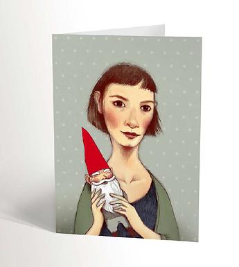 Amelie Poulin's Card