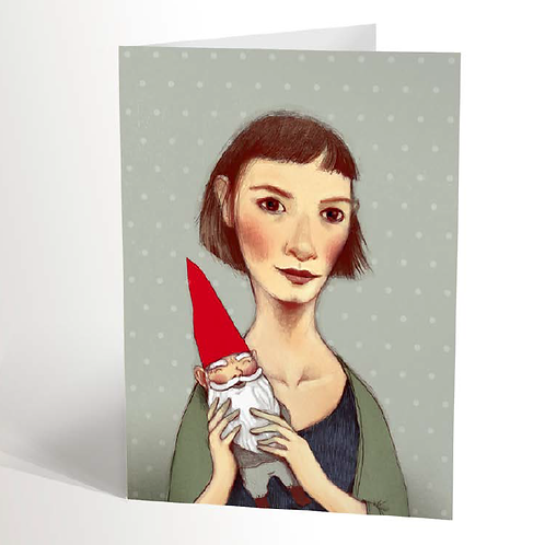 Amelie Poulin's Card