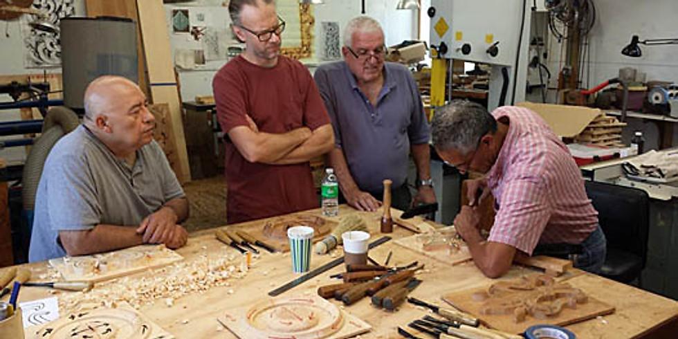 Texas Carving Class