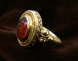 Bignor Gold Ring