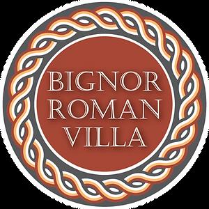 Bignor Roman Villa Logo