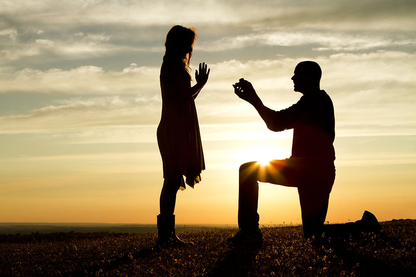 Proposal Photo Shoot Experience