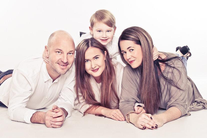 Family Photo Shoot Experience
