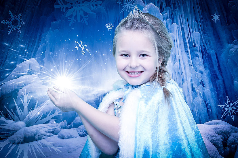 The Magical Fairy & Frozen Photo Shoot Experience