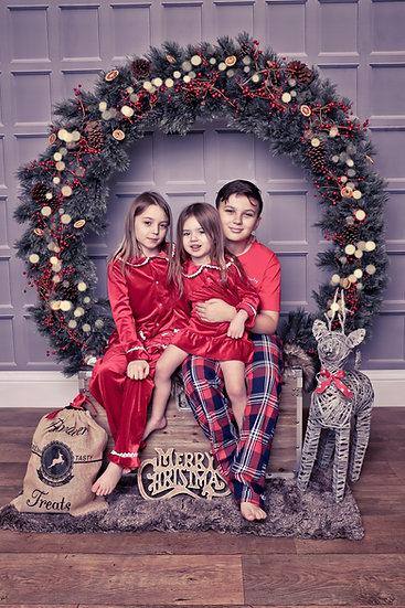Christmas Photo Shoot Experience