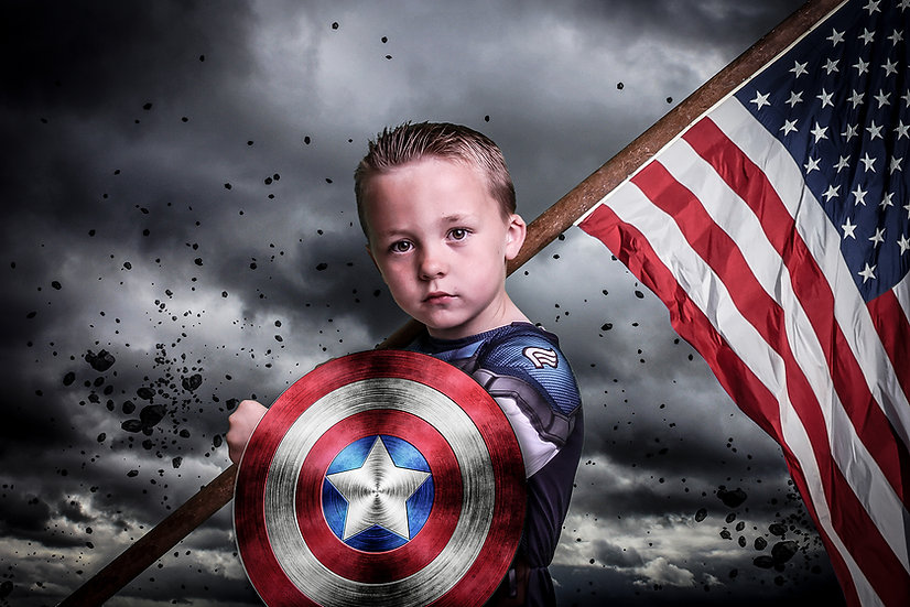 The Ultimate Superhero Photo Shoot Experience
