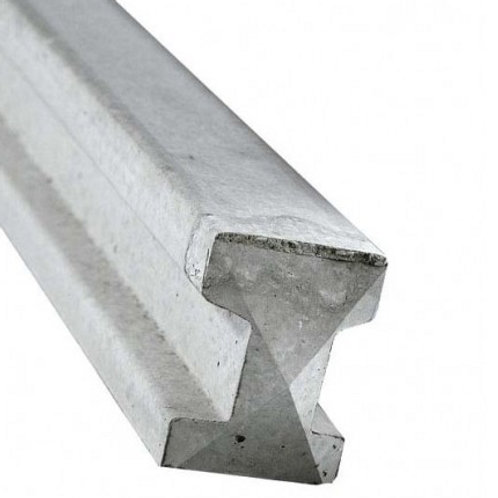 Concrete Slotted Posts 6-10ft