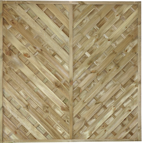 1500 x 1800mm York Flat Panel