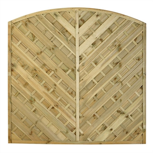 900 x 1800mm York Arch Panel