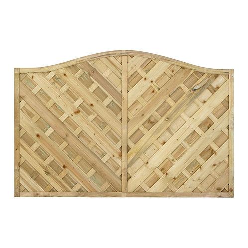 900 x 1800mm York Wave Panel