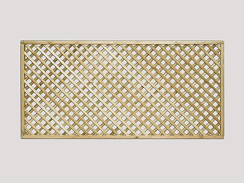 900 x 1828mm Diamond Trellis