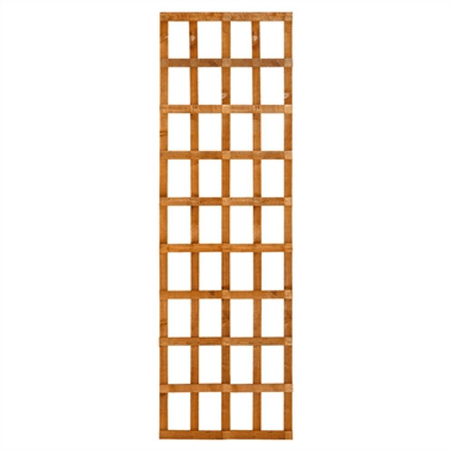 915 x 1828mm Square Trellis