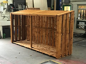 Log Store 10x2.5ft