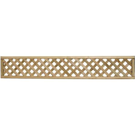 300 x1828mm Diamond Trellis