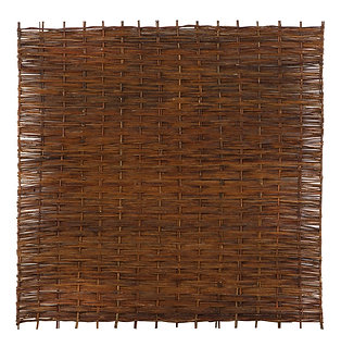 1800 x 1800mm Willow Hurdle Panel