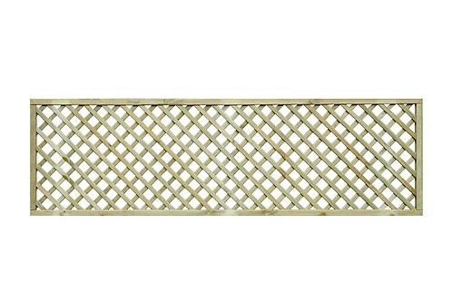 600 x 1828mm Diamond Trellis