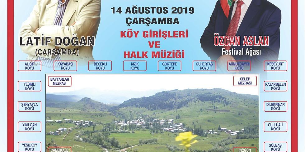 Şerefiye Geleneksel Kültür ve Sanat Festivali 13-14 Ağustos