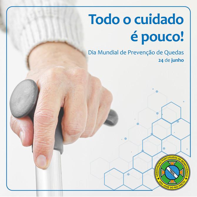 Dia Mundial de Prevenção de Quedas