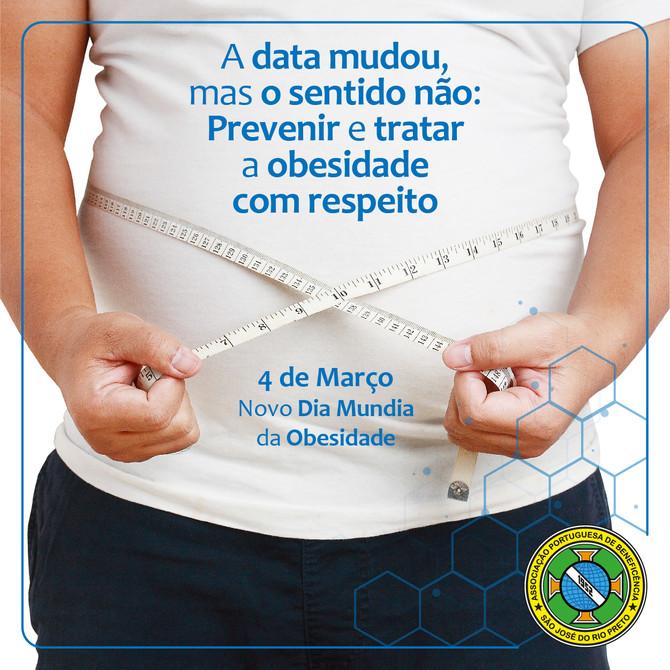Novo Dia Mundial da Obesidade