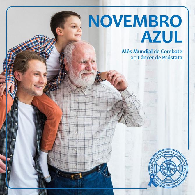 Novembro Azul: sintomas, prevenção e tratamento do câncer de próstata