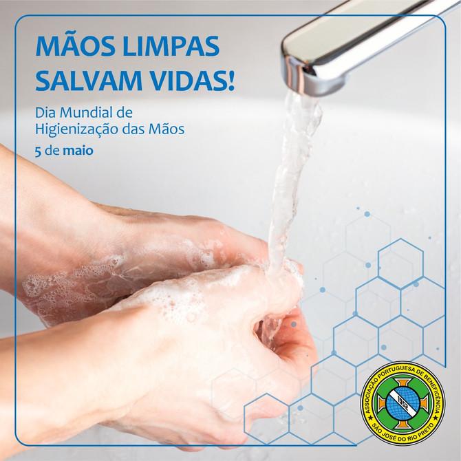 Confira as dicas da Bene Rio Preto no Dia Mundial de Higienização das Mãos