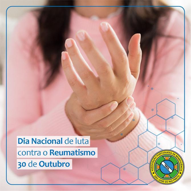 Dia Nacional Contra o Reumatismo