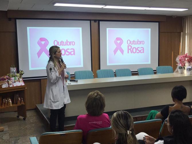 Bene Rio Preto realiza programação especial em apoio ao Outubro Rosa