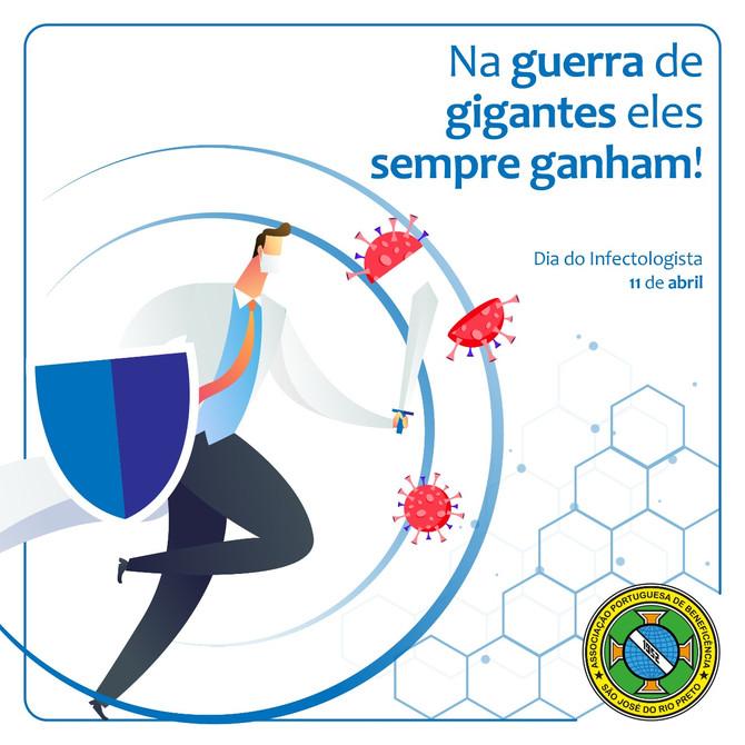Bene Rio Preto homenageia Dia do Infectologista