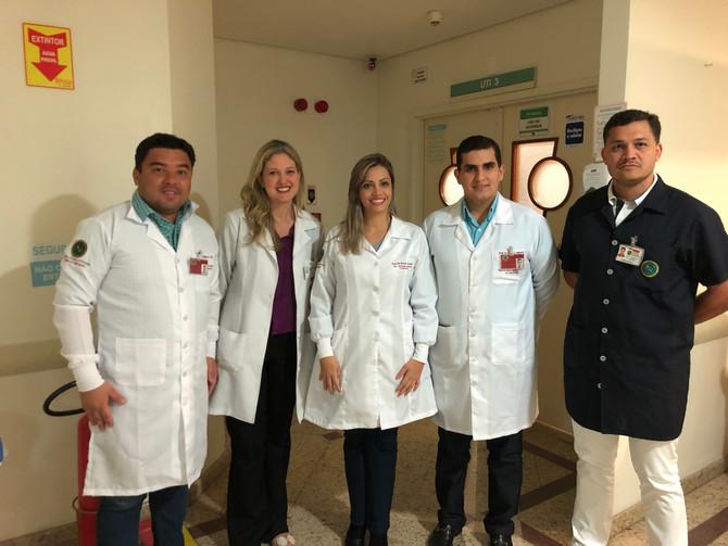 IEP implanta projeto de Odontologia Hospitalar em parceria com alunos da Unorp