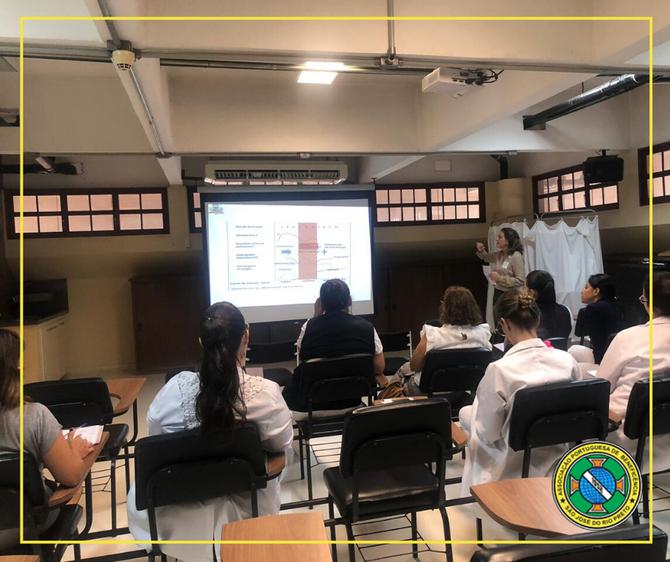 Bene Rio Preto recebe palestra sobre dengue