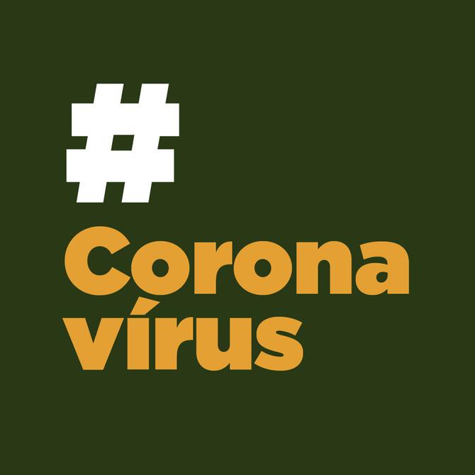 Coronavírus: fuja das Fake News, busque informações de fontes oficiais!