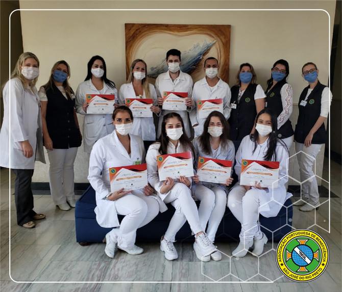 Beneficência Portuguesa forma 3ª Turma de Aprimoramento em Enfermagem
