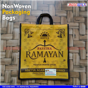 The Non Woven Packaging Bags