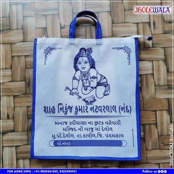 The Non Woven Grocery Shop Bag