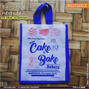 The Non Woven Bakery Shop Bags