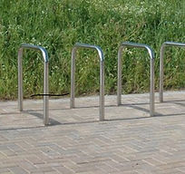 stainless sheffield cycle stand