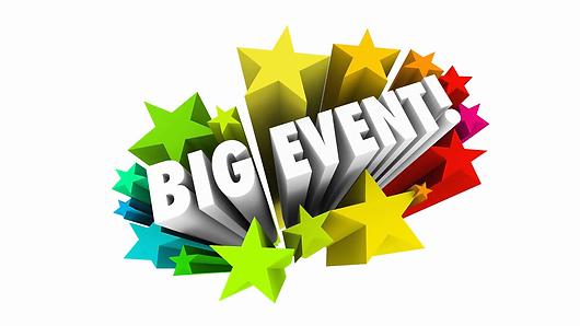 big-event-3d-words-stars-fireworks-anima
