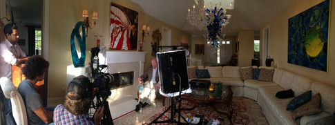 BEHIND THE SCENES WITH DR JOHN HAGELIN