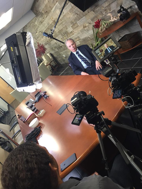 BEHIND THE SCENES WITH DR. EATHAN RUSSO
