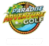 Paradise Adventure Golf logotype