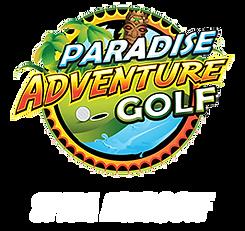 Paradise Adventure Golf logotype