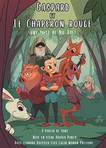 Affiche Gaspard et le Chaperon Rouge.jpg