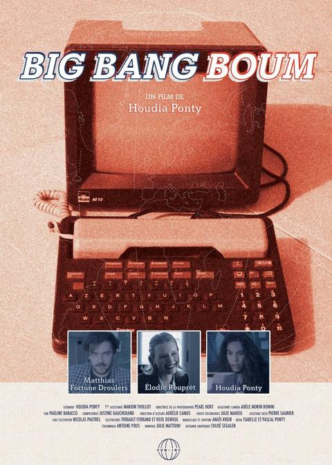 Affiche Big Bang Boum