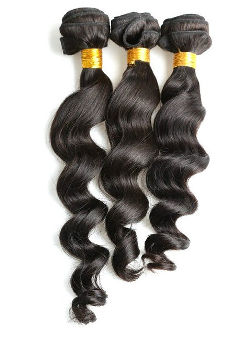 Peruvian Hair ( Loose Curl)